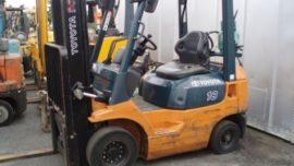 Bodrum Forklift Çalışması