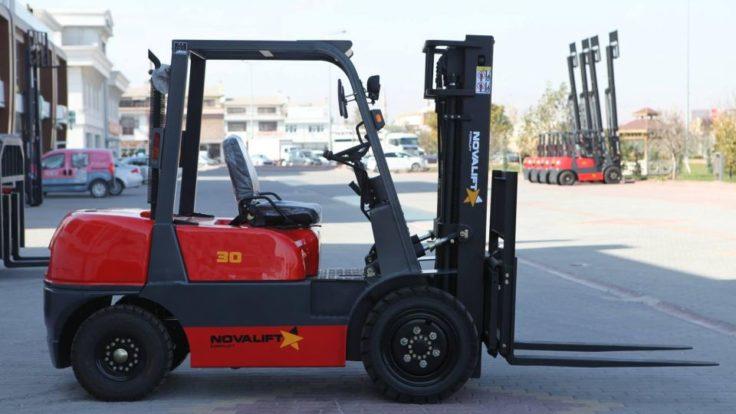 Bodrum Forklift Kiralama