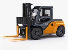 Ortakent Forklift