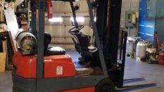 Konacık Kiralık Forklift