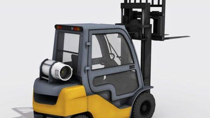 Ortakent Forklift Kiralama