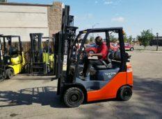 Gümbet Forklift
